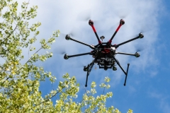 drone photographie