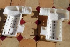 Fabrication boîtier pour compresseur air