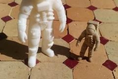 Fabrication figurines