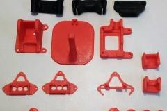 Fabrication pièces drones