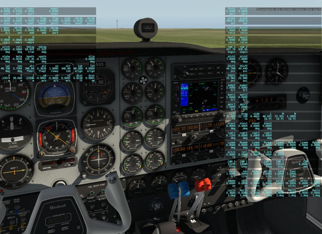 Simulateur X-Plane